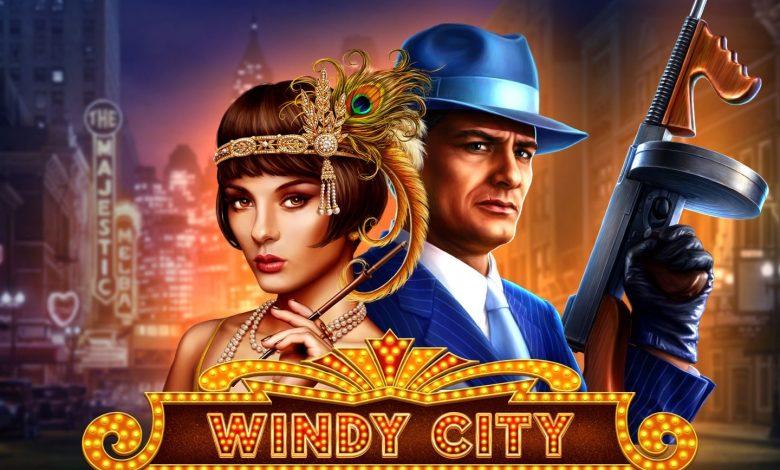 Automat do gry Windycity